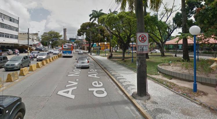 Prefeitura do Recife realiza obra para melhorar o sistema de drenagem da Avenida Norte