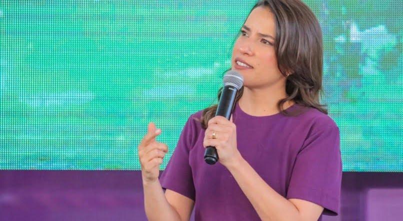 Candidatura de Raquel Lyra é oficializada pelo PSDB em Caruaru