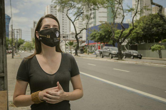 Delegada Patrícia reforça compromisso de acabar com a indústria da multa no Recife