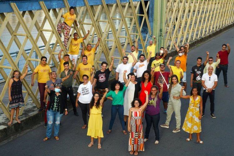 PSOL Recife inicia campanha 2020 com barqueata no Rio Capibaribe