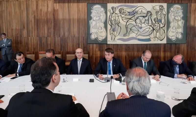 Jair Bolsonaro anuncia programa Renda Cidadã