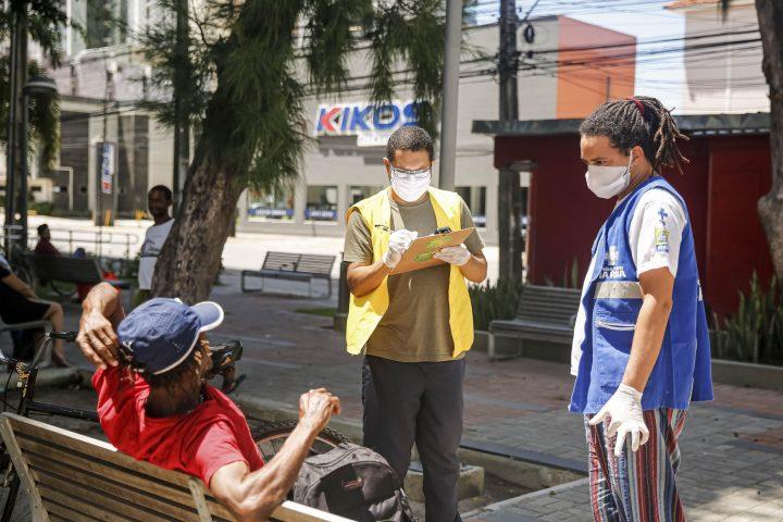 No Recife, profissionais de saúde e de assistência social debatem sobre saúde mental