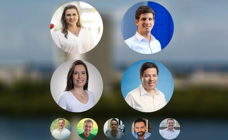 Folha/Ipespe: No Recife, empate técnico entre candidatos à Prefeitura do Recife