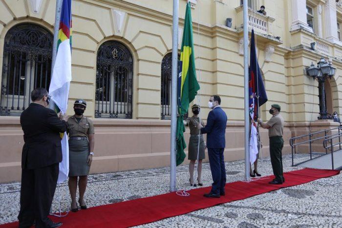 Governador Paulo Câmara destaca valores da Independência do Brasil em cerimônia