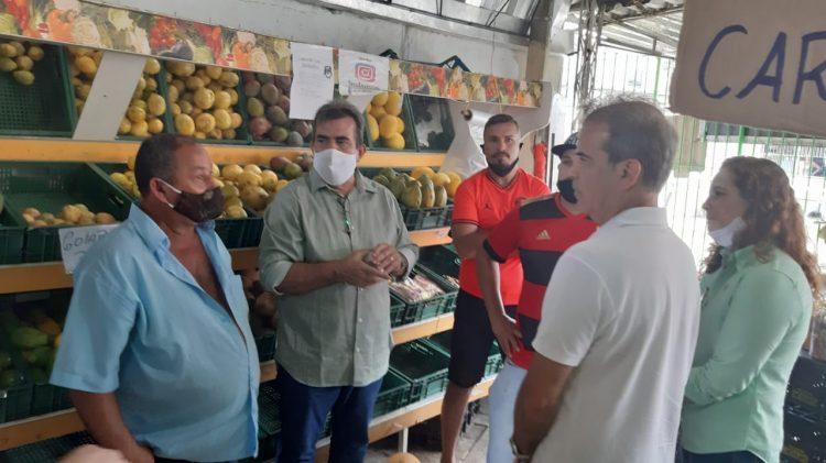 """Alberto Feitosa: """"Recife não pode ser mais a capital do abandono"""""""