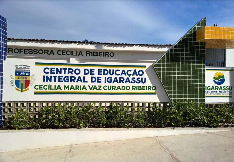 Igarassu superou metas do IDEB 2021 com dois anos de antecedência