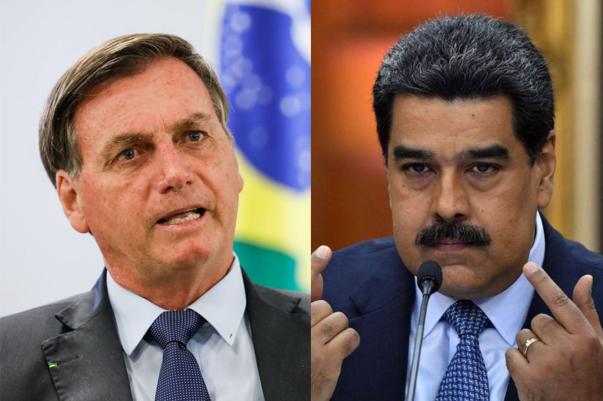Brasil cancela status diplomático de enviados da ditadura de Maduro