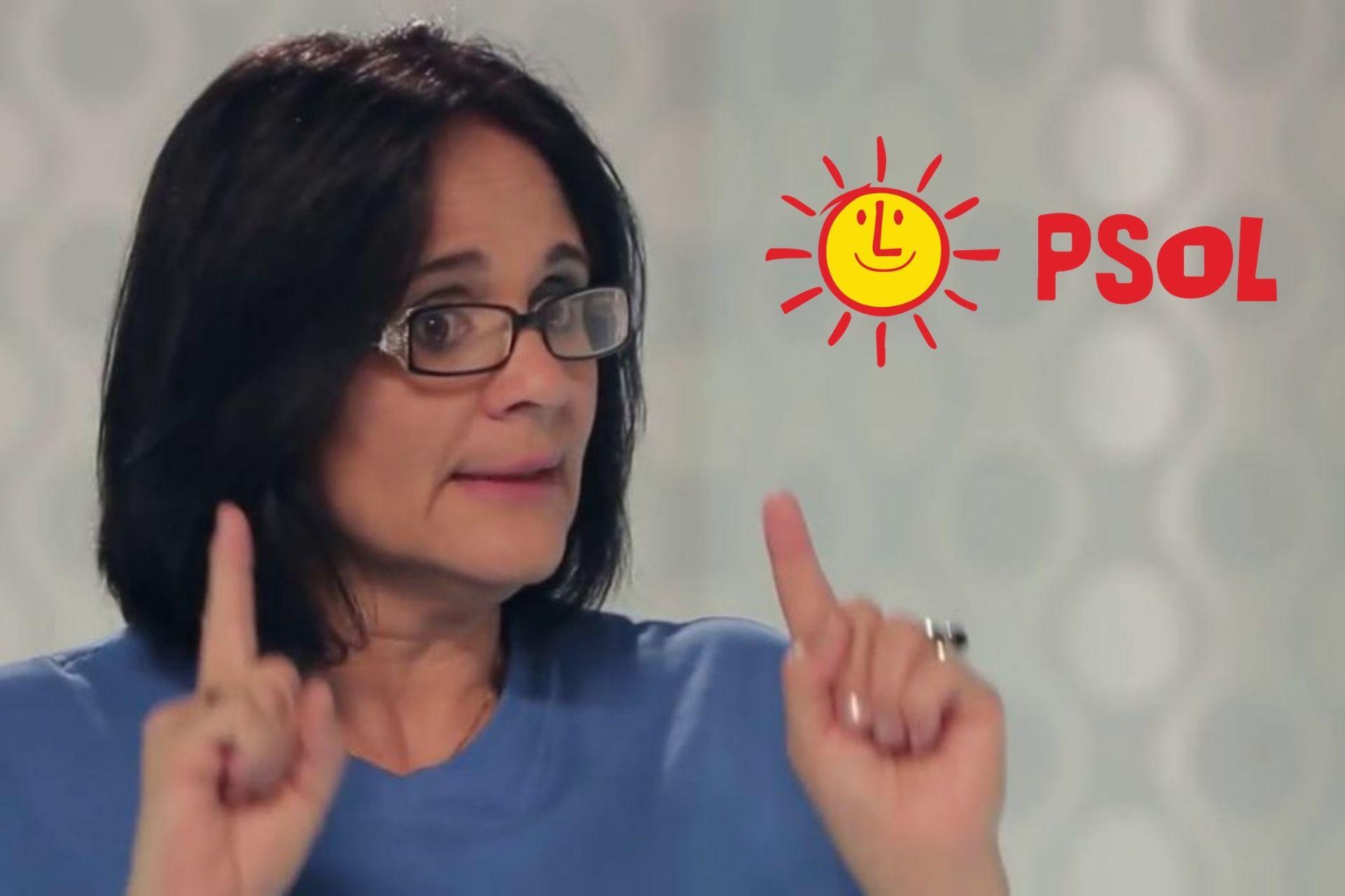 "Ministra Damares rebate o PSOL: ""Podem vir sem medo"""