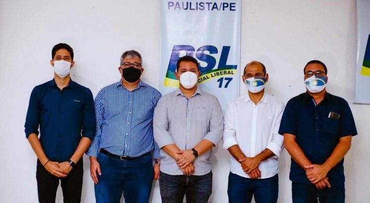 Em Paulista, candidato de Júnior Matuto ganha apoio do PSL
