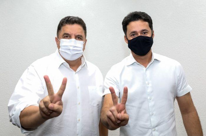 Anderson Ferreira e Pastor Cleiton Collins caminharão juntos em Jaboatão