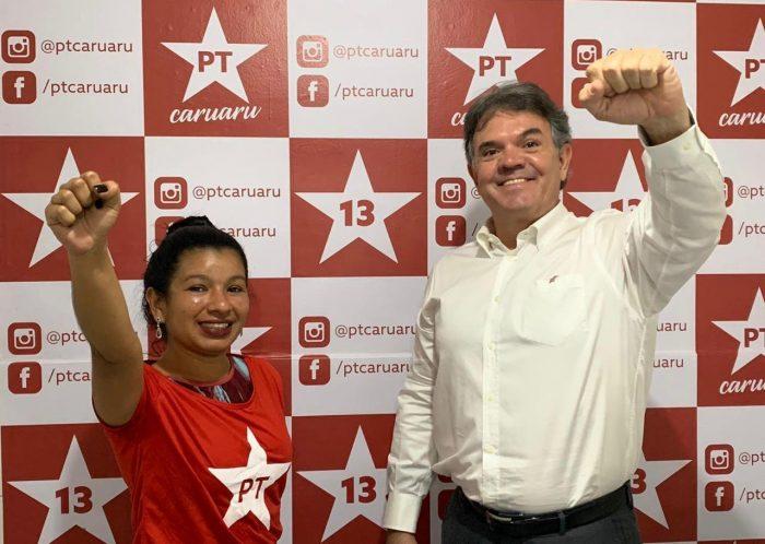 Candidatura de Marcelo Rodrigues (PT) à prefeitura de Caruaru é oficializada