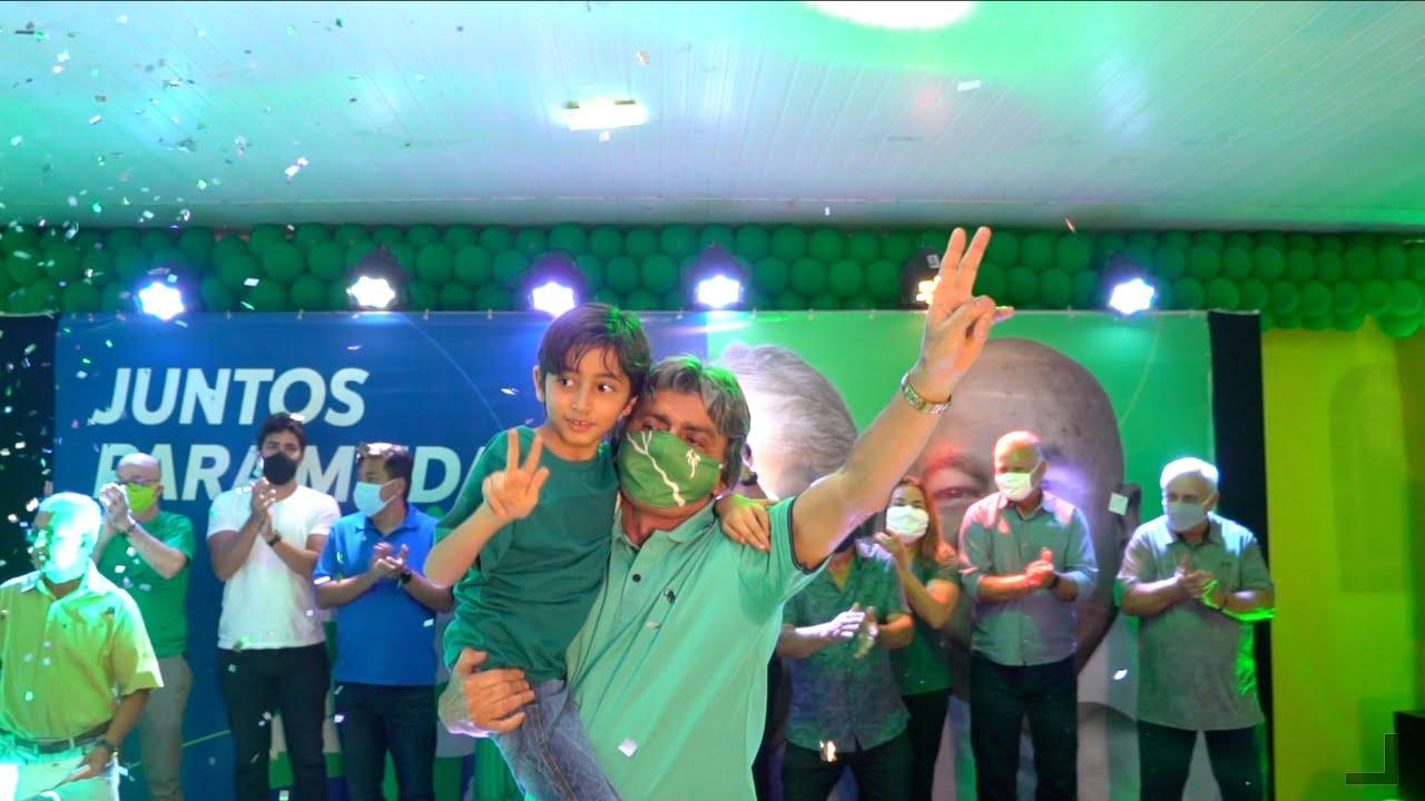 Em Belo Jardim, Democratas lança Gilvandro Estrela como candidato a prefeito