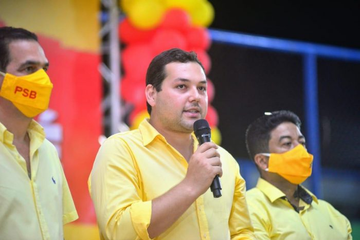 Justiça Eleitoral acusa Sergio Hacker de usar cargo de prefeito para se promover