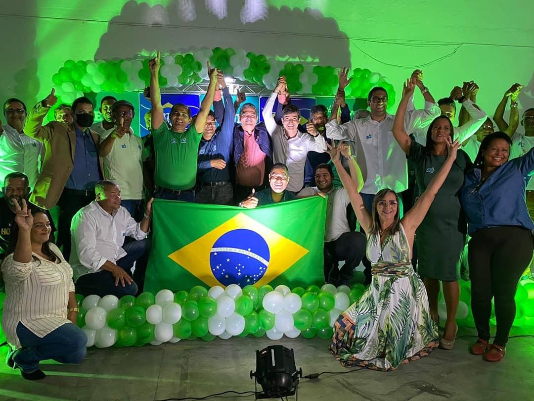 Denis Alves (PTC) é oficializado como candidato a prefeito em São Lourenço da Mata