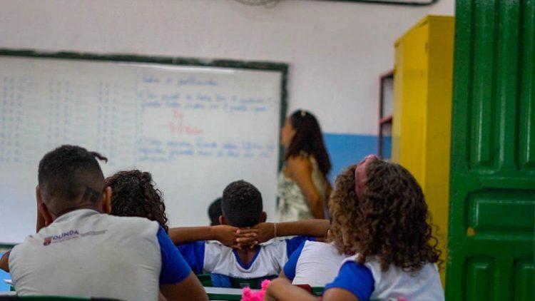 IDEB: Olinda registra o maior crescimento de sua história no Ensino Fundamental