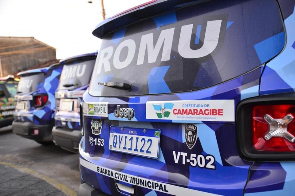 Em Camaragibe, ROMU interrompe tentativa de sequestro
