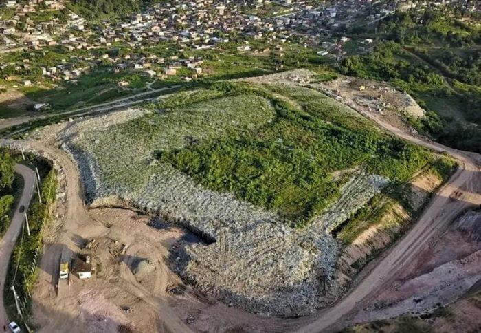 Lixão Céu Azul, em Camaragibe, será desativado