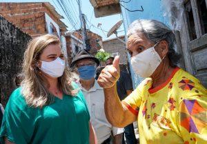 Marília Arraes destaca fortalecimento da atenção básica na saúde