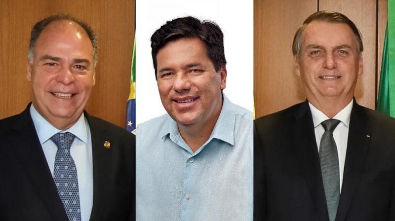 """FBC: """"Se Mendonça estiver no 2º turno, Bolsonaro estará com ele"""""""
