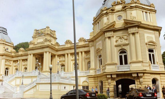 Palácio Guanabara pertence à União, decide supremo