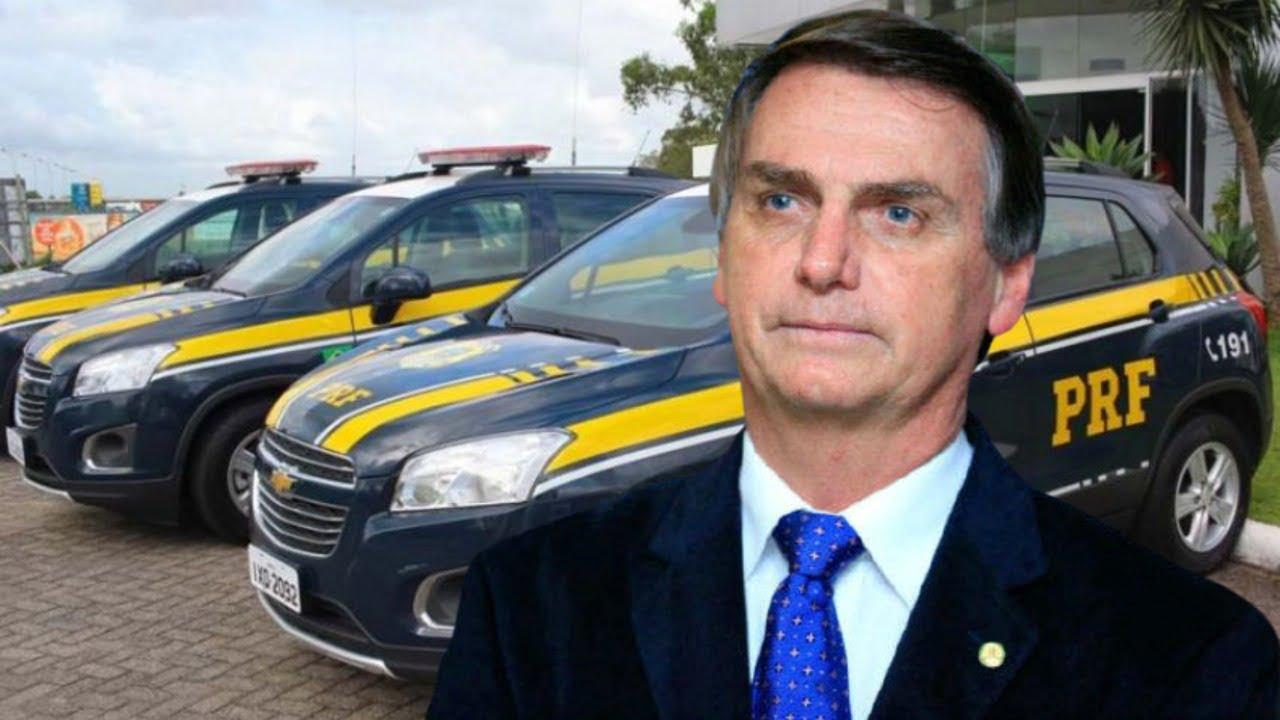 Polícia Rodoviária Federal: entrega de novos armamentos e viaturas