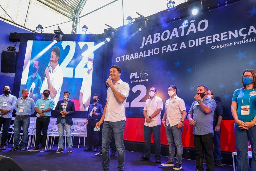 Candidatura de Anderson Ferreira é homologada em convenção