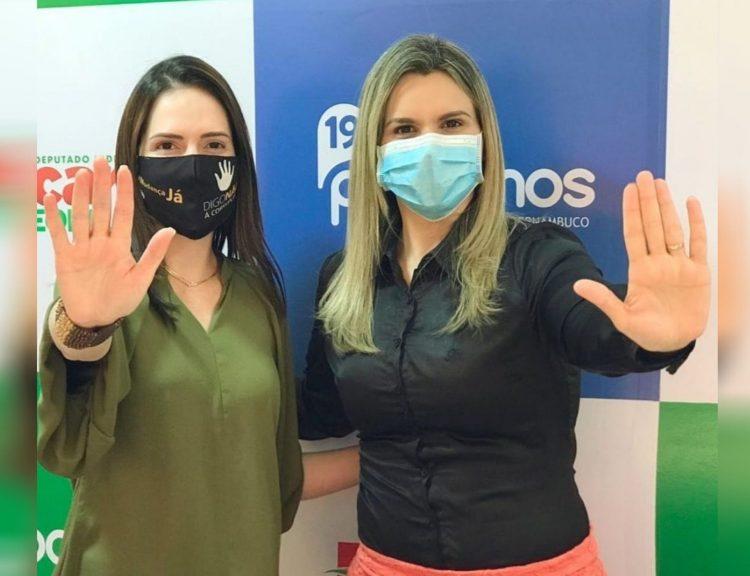 Clarissa Tércio declara apoio a Delegada Patrícia Domingos nas eleições do Recife