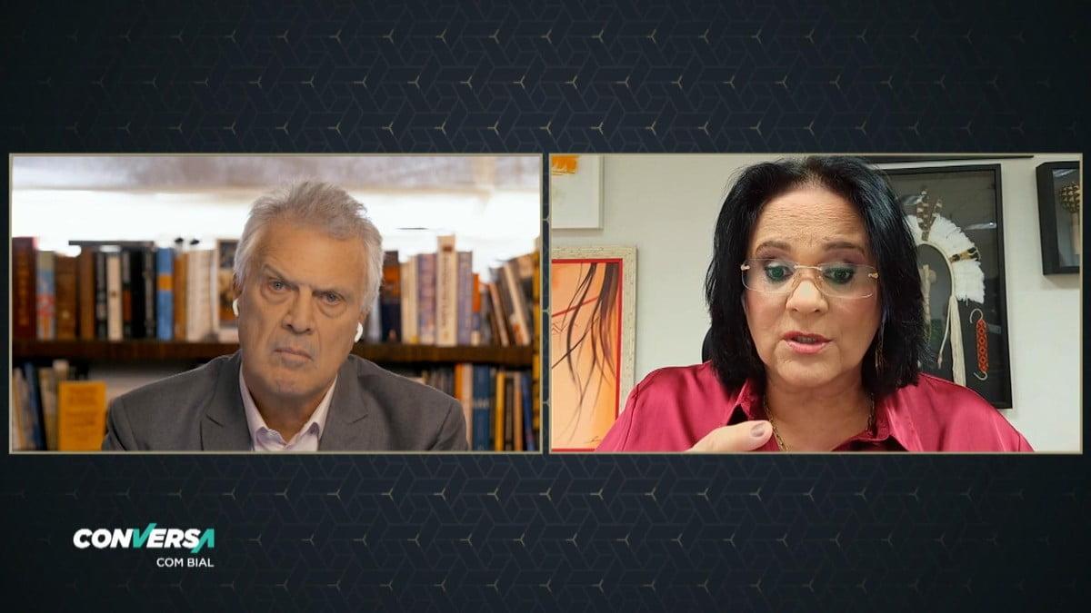 Ministra Damares diz que menina abusada pelo tio devia ter feito cesárea