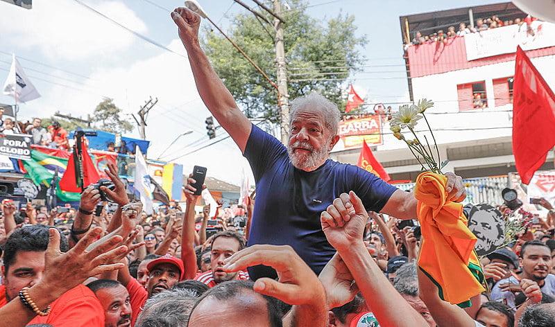 Sobrenome 'Lula' é adotado por 201 candidatos no Brasil