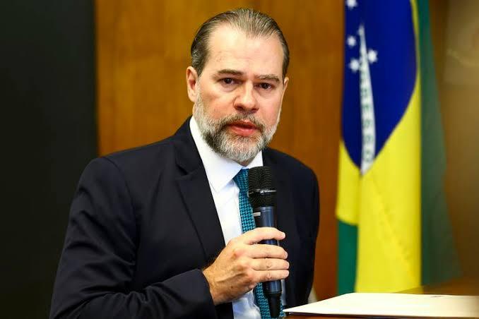 Toffoli declara que nunca viu Bolsonaro atentar contra a Democracia