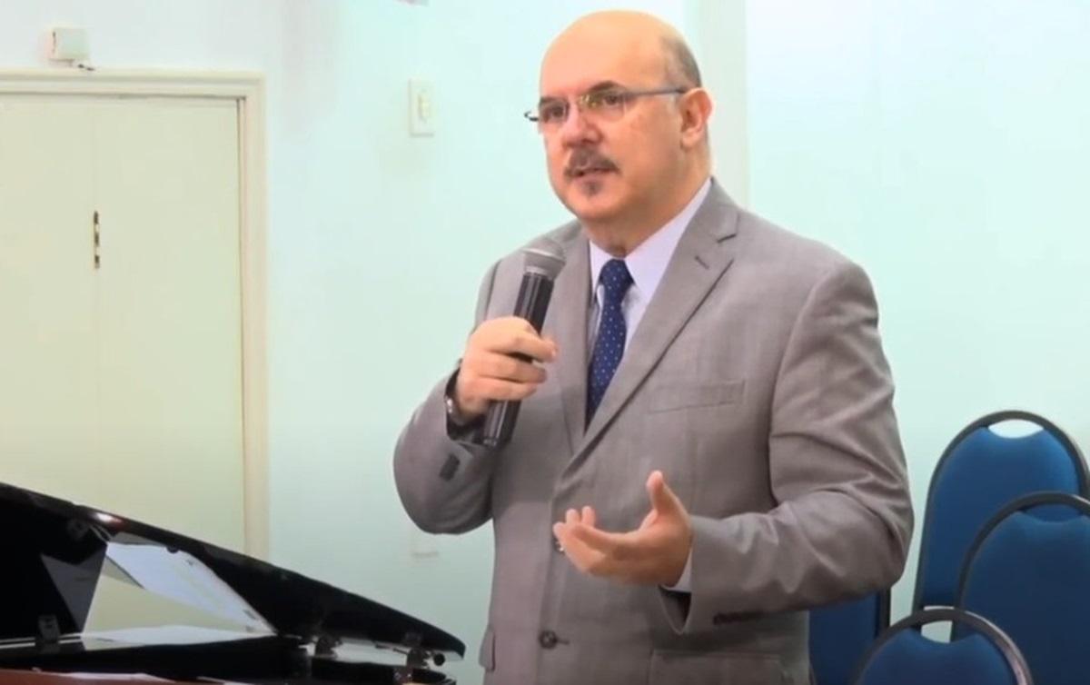 Min MEC Milton Ribeiro