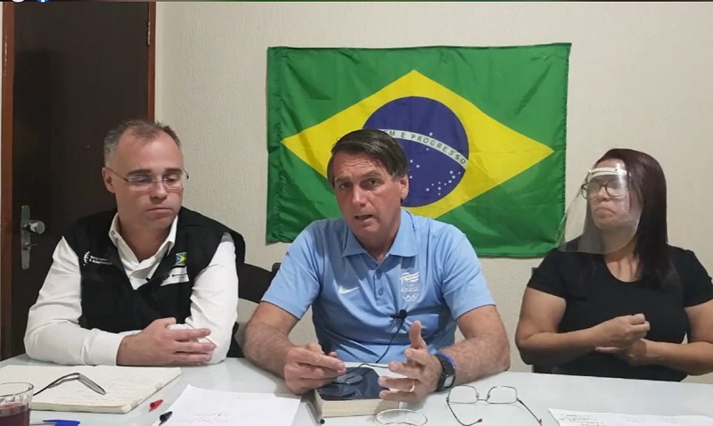 Bolsonaro: 'Quem vai decidir sobre o 5G sou eu'