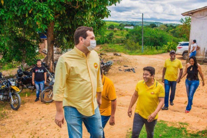 Justiça Eleitoral intima coligação de Sérgio Hacker a explicar irregularidades no registro de candidatura