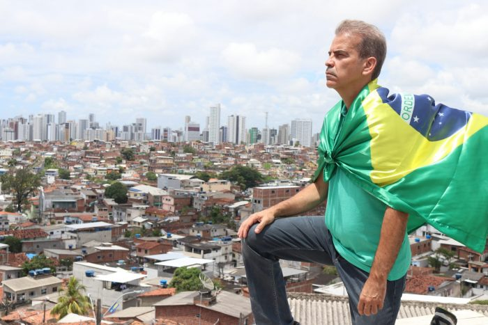 Feitosa diz que Marília esconde Lula e seu sobrenome Arraes