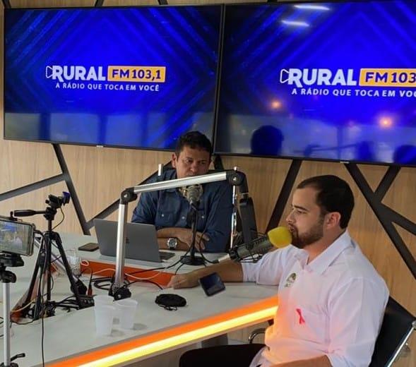 Julio Lossio Filho, em entrevista, apresenta o projeto da Ilha Digital