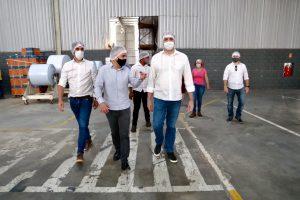 Paulo Câmara cumpre agenda no Interior e anuncia investimentos