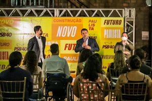 Padilha participa de debate sobre inclusão para deficientes em Paulista