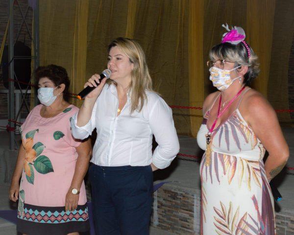 Moneta se reúne com mulheres e apresenta propostas para o segmento