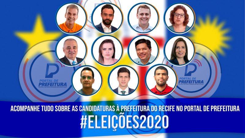 Ibope deve divulgar nova Pesquisa Prefeitura do Recife nesta quinta-feira