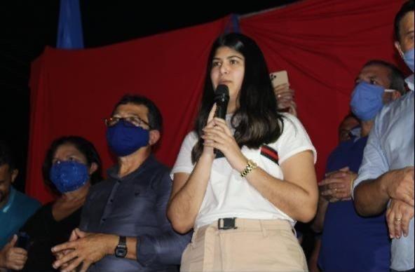 Justiça Eleitoral autoriza divulgação de pesquisa que mostra Talita de Doda na frente
