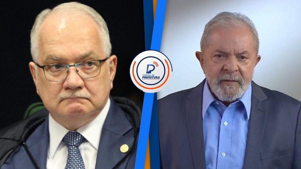 Fachin nega pedido de Lula para suspender julgamento do Triplex no STJ