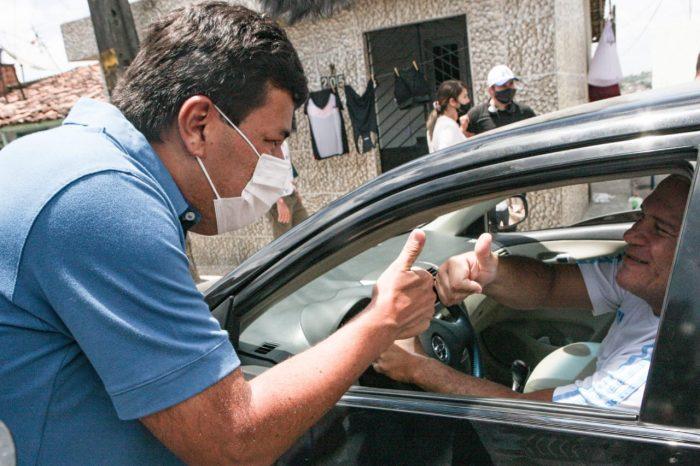 Mendonça critica João ao falar do descaso das gestões socialistas com o Recife