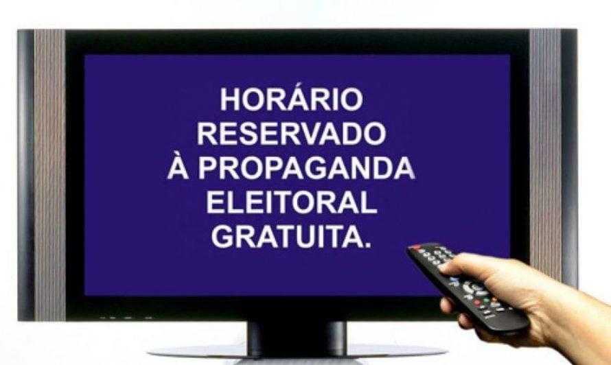 Eleições 2020: propaganda eleitoral no rádio e TV só pode ser feita até esta sexta-feira
