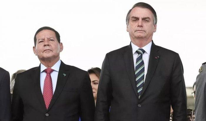 Presidente Bolsonaro embarca para Nova York para participar de Assembleia da ONU; Mourão assume Presidência
