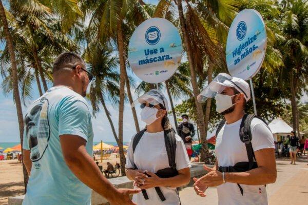 Pernambuco lança nova campanha de verão com foco no combate à Covid-19