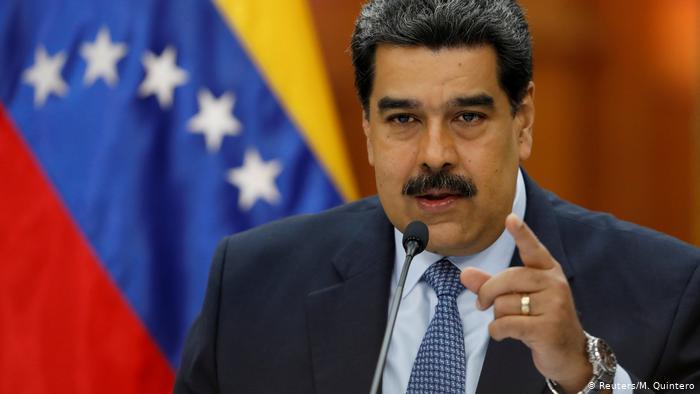 Nicolás Maduro ajuda Brasil com envio de oxigênio para Manaus