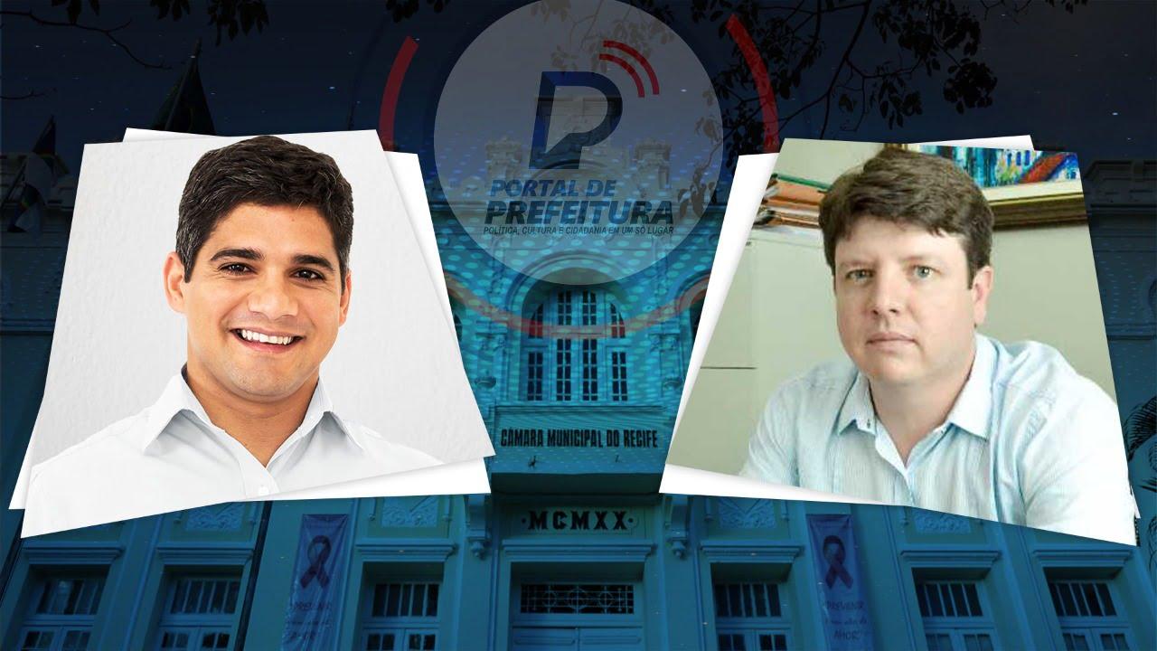 Renato Antunes e Tadeu Calheiros são eleitos líder e vice da Oposição na Câmara do Recife