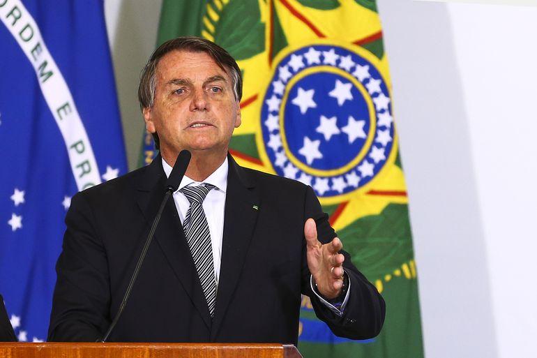 """Jair Bolsonaro: """"Só Papai do céu me tira daqui; mais ninguém�"""