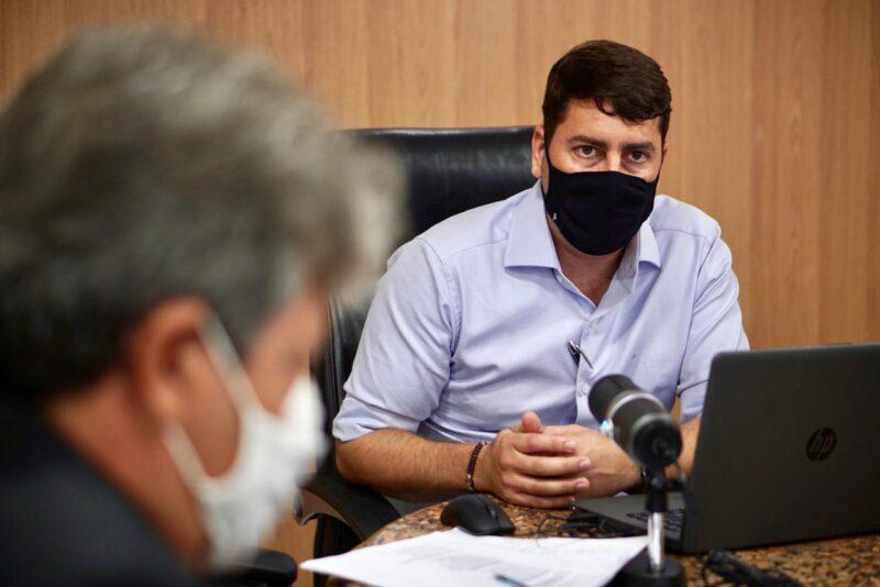 Vereador Samuel Salazar pede dispensa de prazo para aprovação do Crédito Popular do Recife