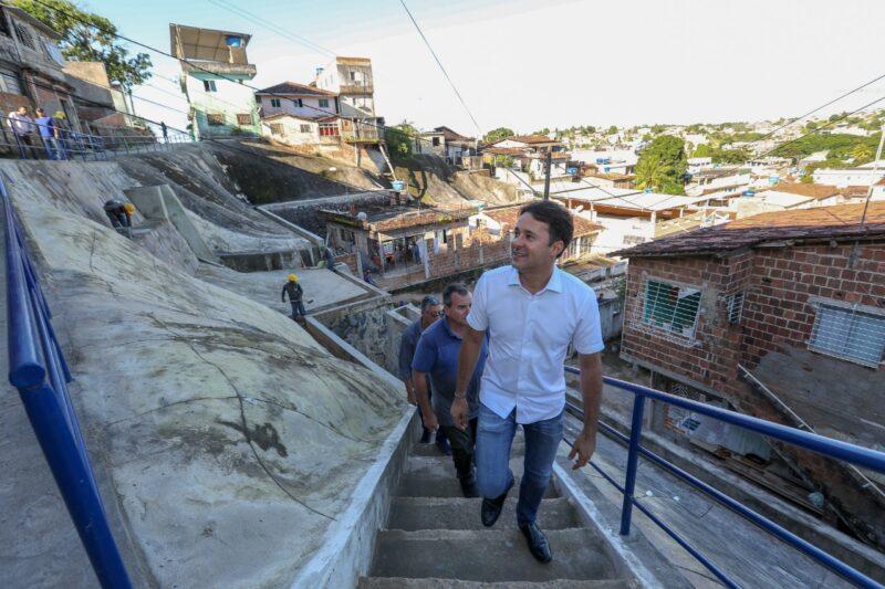 Anderson Ferreira comemora mais um prêmio nacional com campanha de prevenção em áreas de encosta